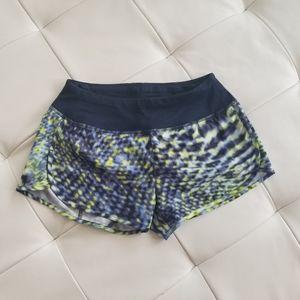 Nike running shorts with pocket